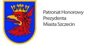 logo partonatu honorowego prezydenta szczecina